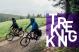 Велосипед Kross Trans 1.0 (2019) Graphite/Red/White Matte 3