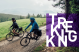 Велосипед Kross Trans 1.0 (2019) Black/White Matte 3