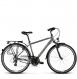 Велосипед Kross Trans 2.0 (2019) Graphite/Gray/Silver Glossy 1