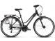 Велосипед Kross Trans 4.0 (2019) Black/Cream/Silver Matte 1