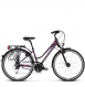 Велосипед Kross Trans 5.0 (2019) Violet/Silver Matte 1