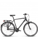 Велосипед Kross Trans 6.0 (2019) Graphite/Blue/Silver Matte 1