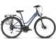 Велосипед Kross Trans 7.0 (2019) Blue/Silver Matte 1