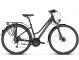 Велосипед Kross Trans 8.0 (2019) Black/Violet/Silver Matte 1