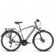Велосипед Kross Trans 9.0 (2019) Graphite/Silver Matte 1