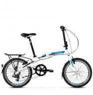 Велосипед складной Kross Flex 2.0 (2019)