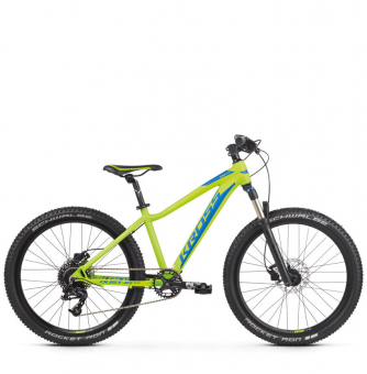 "Подростковый велосипед Kross Dust JR 2.0 24"" (2019)"