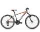 "Подростковый велосипед Kross Level JR 2.0 24"" (2019) Graphite/Orange Glossy 1"