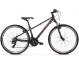"Подростковый велосипед Kross Evado JR 1.0 26"" (2019) Black/Red/Silver Matte 1"
