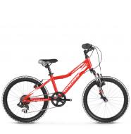 "Детский велосипед Kross Level Mini 20"" (2019) Red/White Glossy"