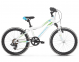 "Детский велосипед Kross Lea Mini 20"" (2019) White/Blue/Green Glossy 1"