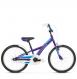 "Детский велосипед Kross Mini 20"" (2019) Violet/Blue Glossy 1"