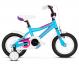 "Детский велосипед Kross Mini 12"" (2019) Blue/Pink/Violet Glossy 1"
