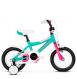 "Детский велосипед Kross Mini 12"" (2019) Turquoise/Pink Glossy 1"