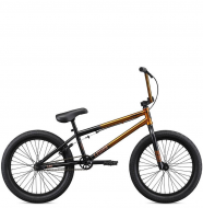 Велосипед BMX Mongoose Legion L80 (2019) Black Orange