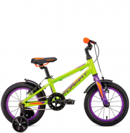 Велосипед Format Kids 14 (2019) Green