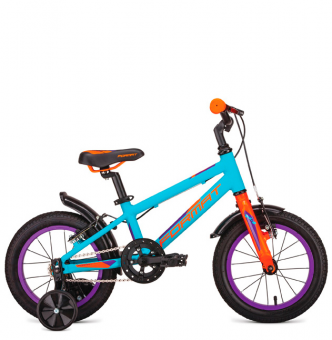Велосипед Format Kids 14 (2019) Blue