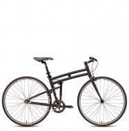 Велосипед Montague Boston (2017) Black Matt
