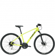 Велосипед Trek Dual Sport 3 Yellow (2019)
