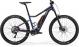 "Электровелосипед Merida eBig.Trail 500 27,5""+(2019) Metallic Blue/Black 1"