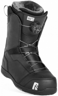 Ботинки для сноуборда Nidecker Aero Boa Coil Black (2019)