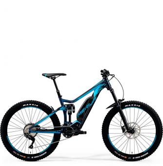 Электровелосипед Merida eOne-Sixty 500 (2019) Glossy Blue