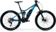 Электровелосипед Merida eOne-Sixty 500 (2019) Glossy Blue 1