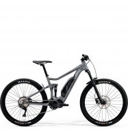 Электровелосипед Merida eOne-Twenty 500 (2019) Matt-Grey