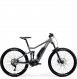 Электровелосипед Merida eOne-Twenty 500 (2019) Matt-Grey 1