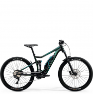 Электровелосипед Merida eOne-Twenty 500 (2019) Metallic Green