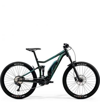 Электровелосипед Merida eOne-Twenty 500 (2019) Metallic Green