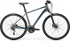 Велосипед Merida Crossway 500 (2019) Matt-Dark Silver 1