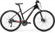 Велосипед Merida Crossway 500 Lady (2019) Matt-Black 1
