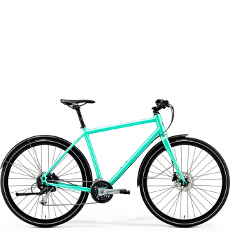 Велосипед Merida Crossway Urban 100 (2019) Matt-Mint Green