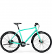 Велосипед Merida Crossway Urban 100 (2019) Matt-Mint Green 1