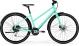 Велосипед Merida Crossway Urban 100 Lady (2019) Matt-Mint Green 1