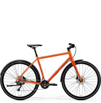 Велосипед Merida Crossway Urban 500 (2019) Glossy Copper