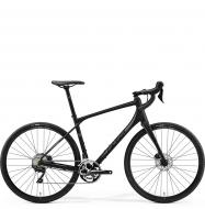Велосипед Merida Silex 400 (2019) Matt-Black