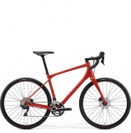Велосипед Merida Silex 400 (2019) Dark Red