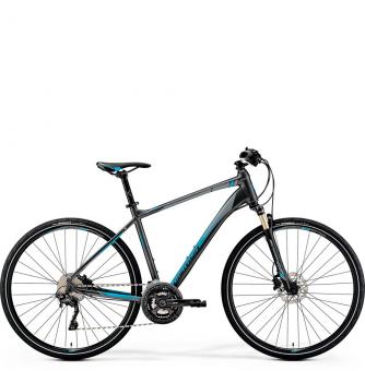 Велосипед Merida Crossway XT Edition (2019) DarkSilver