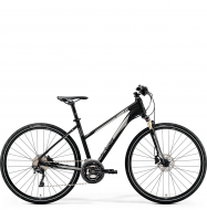 Велосипед Merida Crossway XT Edition Lady (2019) MattBlack