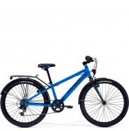 Подростковый велосипед Merida Fox J24 Blue/DarkBlue (2019)