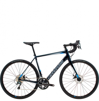 Велосипед Cannondale Synapse Disc Tiagra (2019) Midnight