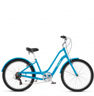 Велосипед Schwinn Sivica 7 Women blue (2019)
