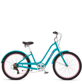 Велосипед Schwinn Sivica 7 Women light blue (2019)