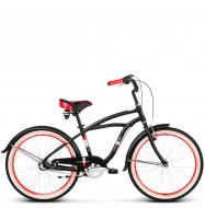 Подростковый велосипед Le Grand Bowman Jr (2019) Black