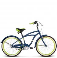 Подростковый велосипед Le Grand Bowman Jr (2019) Navy blue