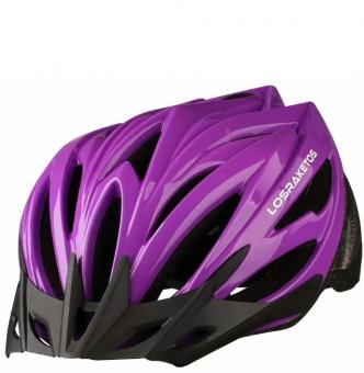 Шлем Los Raketos Arcus Shiny Violet