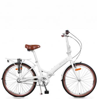 Складной велосипед Shulz Krabi Coaster white (2020)