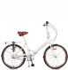 Складной велосипед Shulz Krabi Coaster white (2020) 1